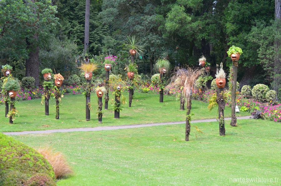 Jardin des plantes de Nantes