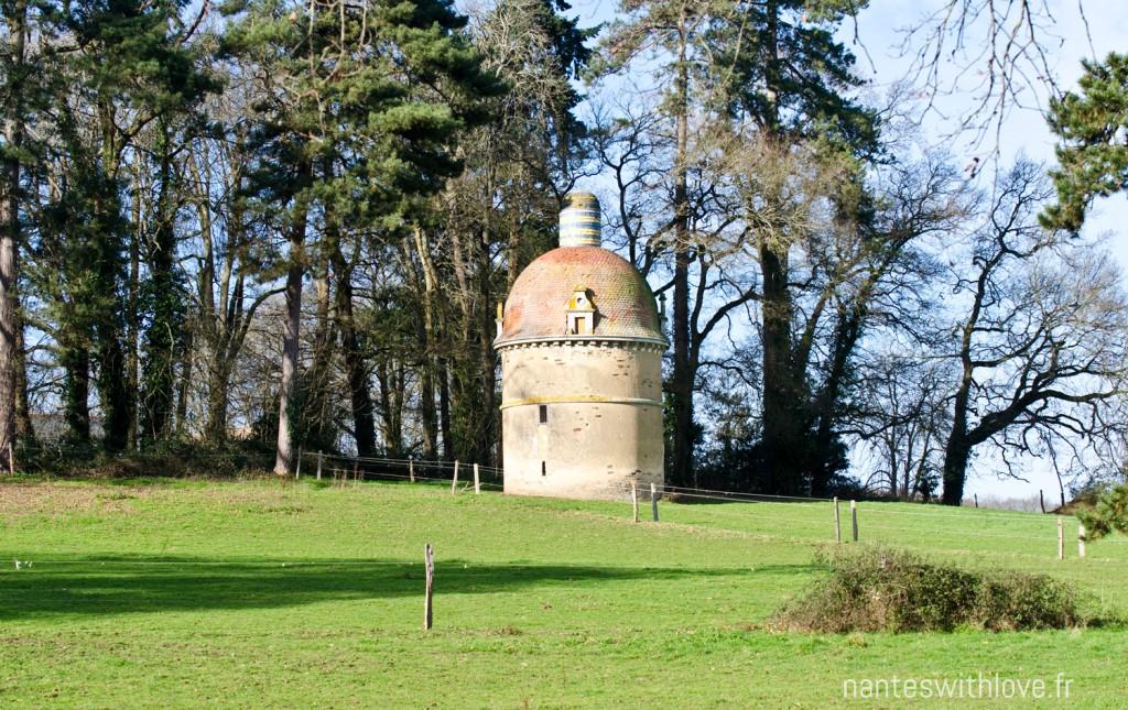 Balade Erdre - Château de la Gascherie - La Chapelle sur Erdre