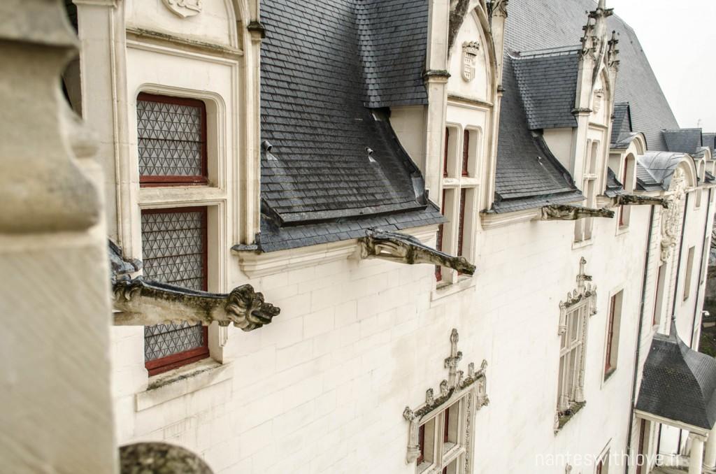 Château des Ducs de Bretagne - Nantes - Les Interdits