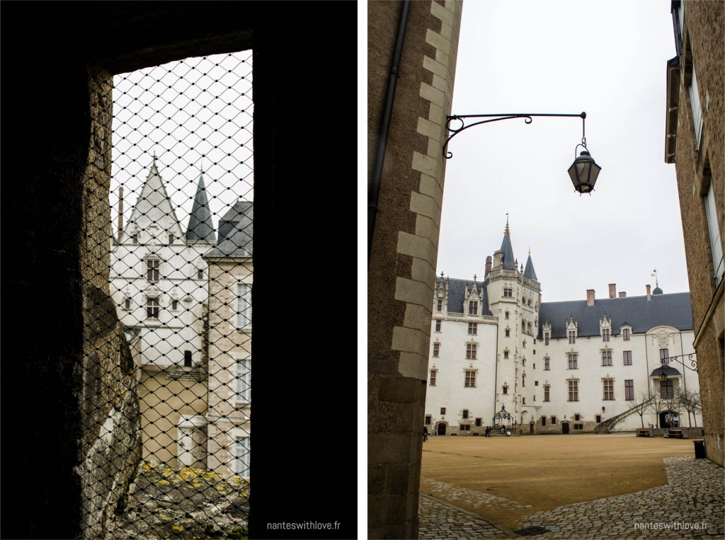 Château des ducs de Bretagne Nantes - Les interdits