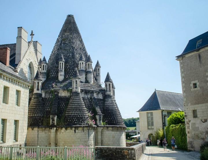 Abbaye royale de Fontevraud - Lieu magique et Cité idéale