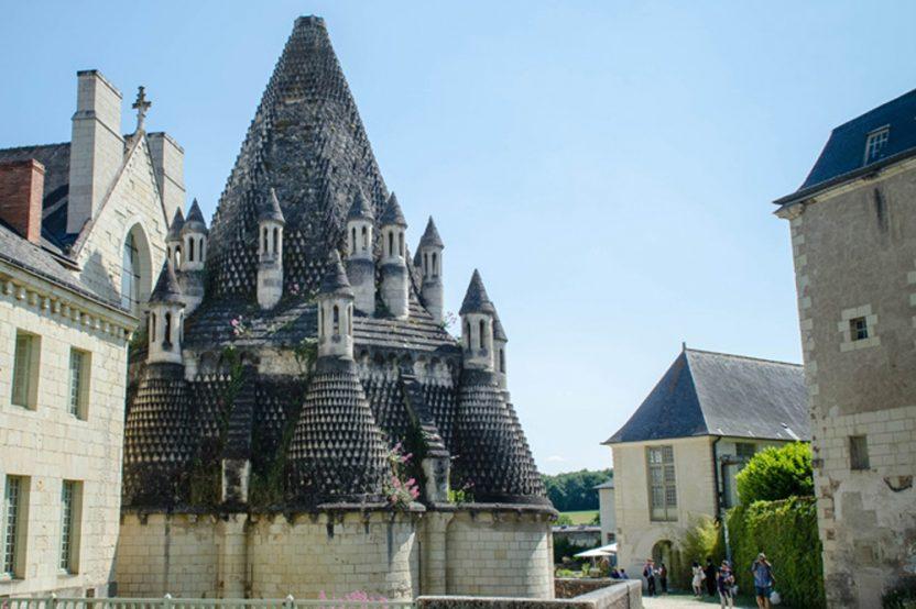 Abbaye royale de Fontevraud – Lieu magique et Cité idéale