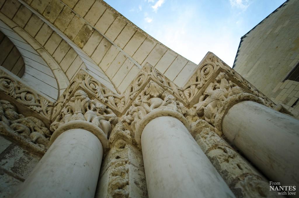 Abbaye royale de Fontevraud - Abbatiale