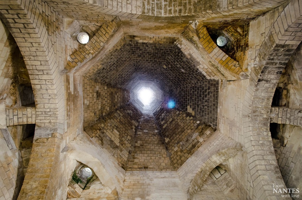 Abbaye Royale de Fontevraud - Cuisines Romanes