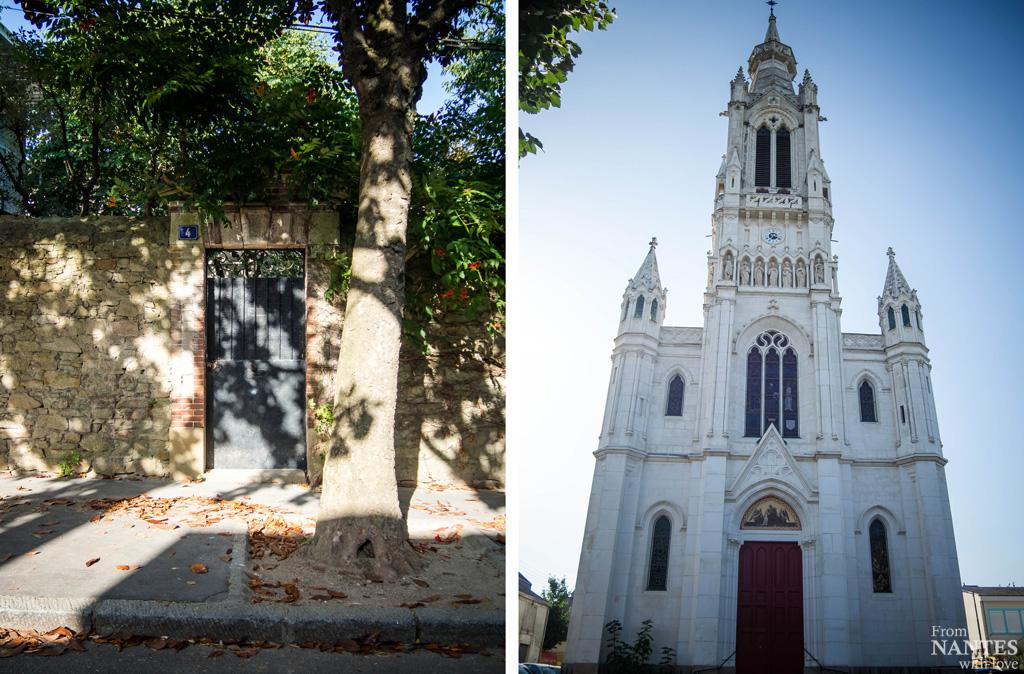 Quartier Chantenay / Saint-Anne Nantes