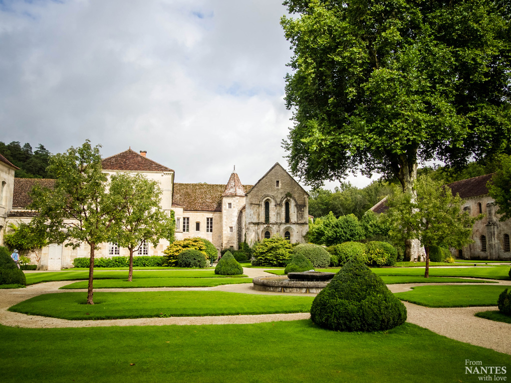 Abbaye cistercienne de Fontenay - Bourgogne