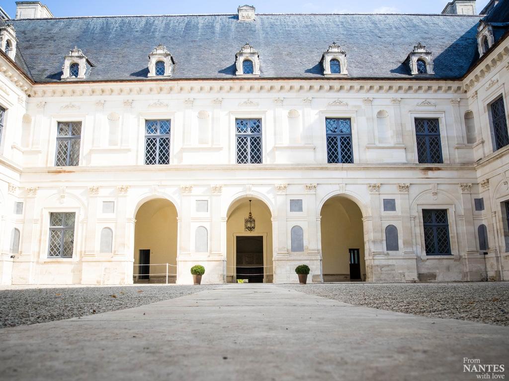 Château Renaissance d'Ancy-Le-Franc- en Bourgogne