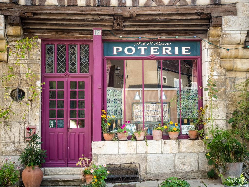 Noyers sur Serein Bourgogne