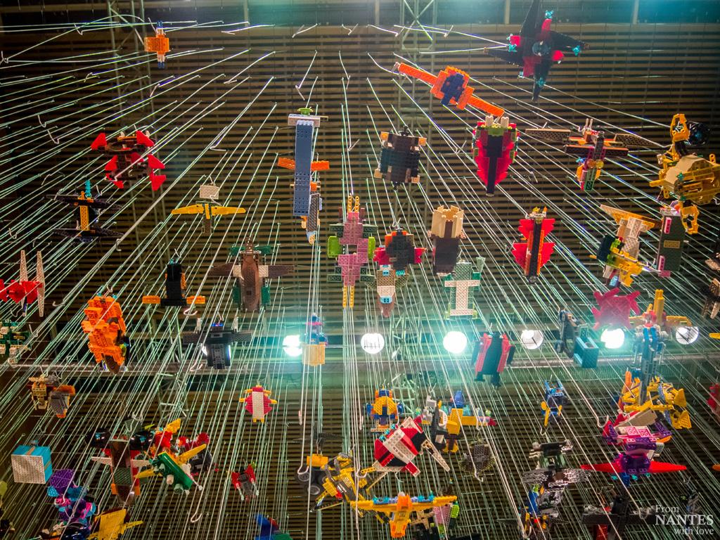 Utopiales Nantes 2015 - Lego