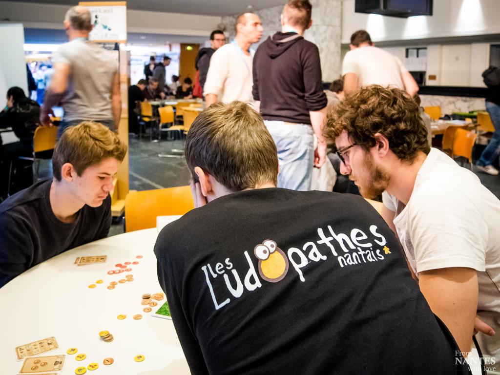 Utopiales Nantes 2015 - Pole Ludique