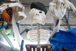 En visite dans les ateliers du Carnaval de Nantes
