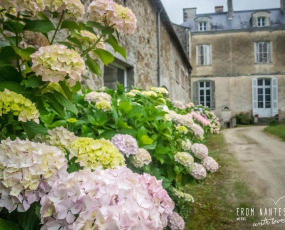 Une escapade gourmande et pleine de charme au Château du Coing