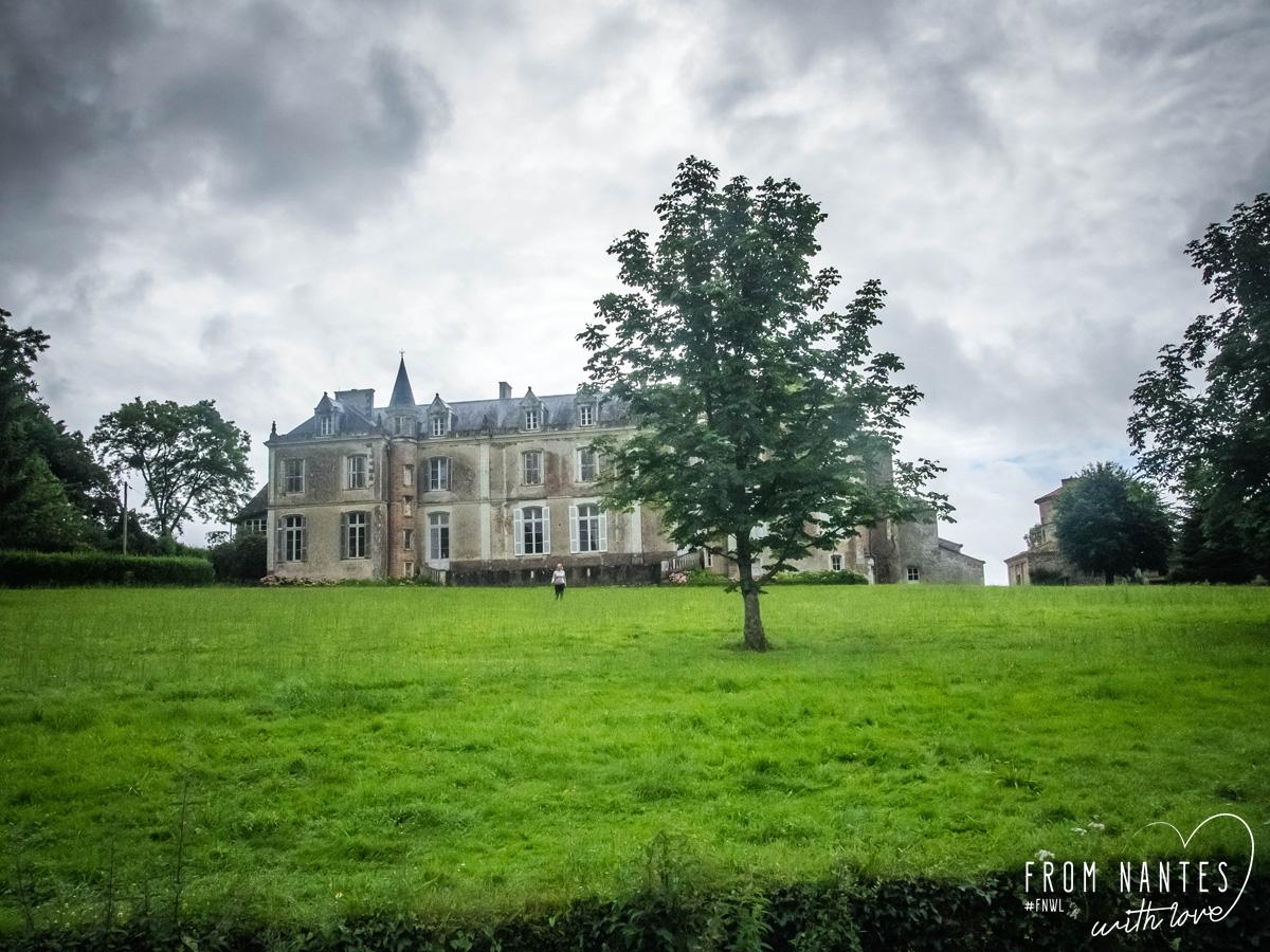 Château du Coing - Vignoble Nantes