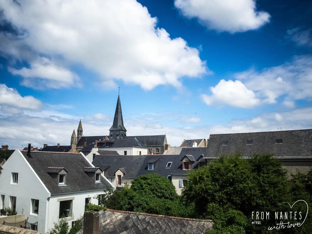Guérande Cité médiévale fortifiée