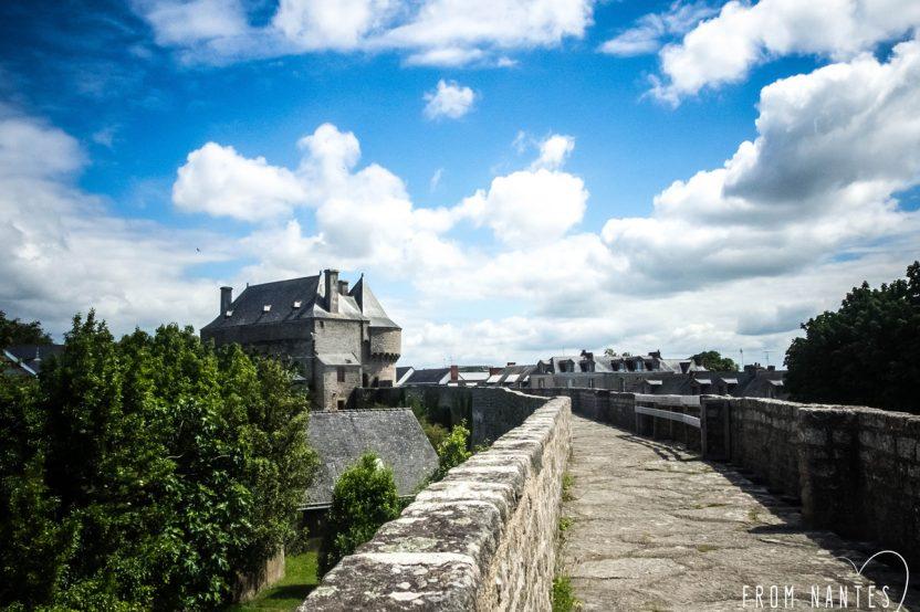 En une journée, visiter Guérande & ses marais salants