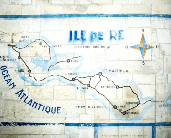 Un long week-end sur l'Île de Ré