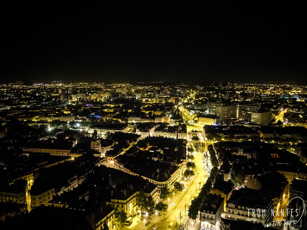 Le Nid - Nantes La Nuit