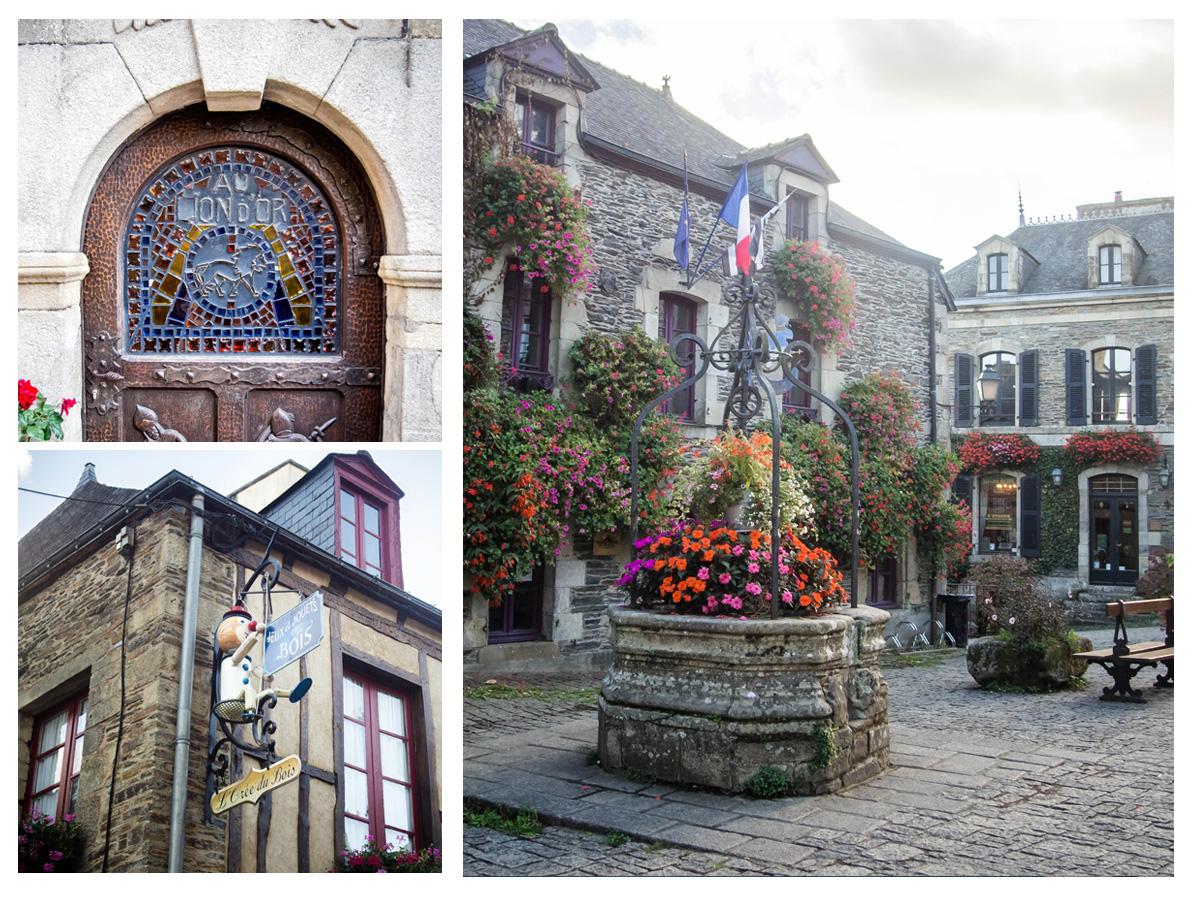 Rochefort en Terre Bretagne