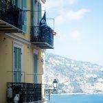 Une semaine sur la Côte d'Azur. En septembre et pour la première fois
