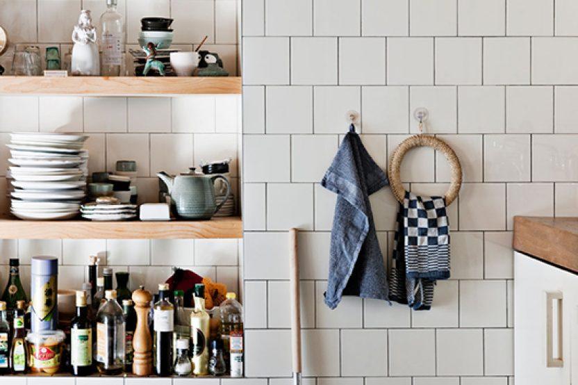 Inspiration décoration, la cuisine blanche