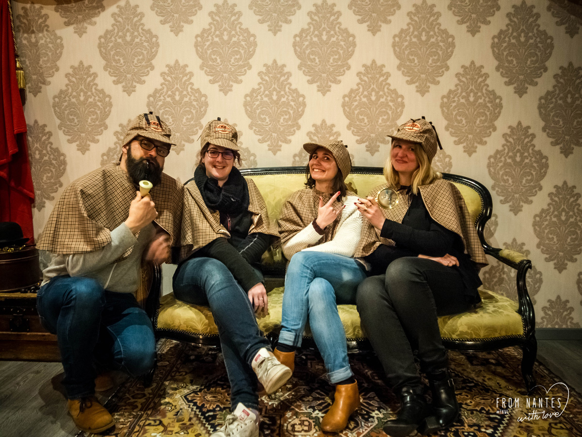 Escape Hunt Escape Game à Nantes