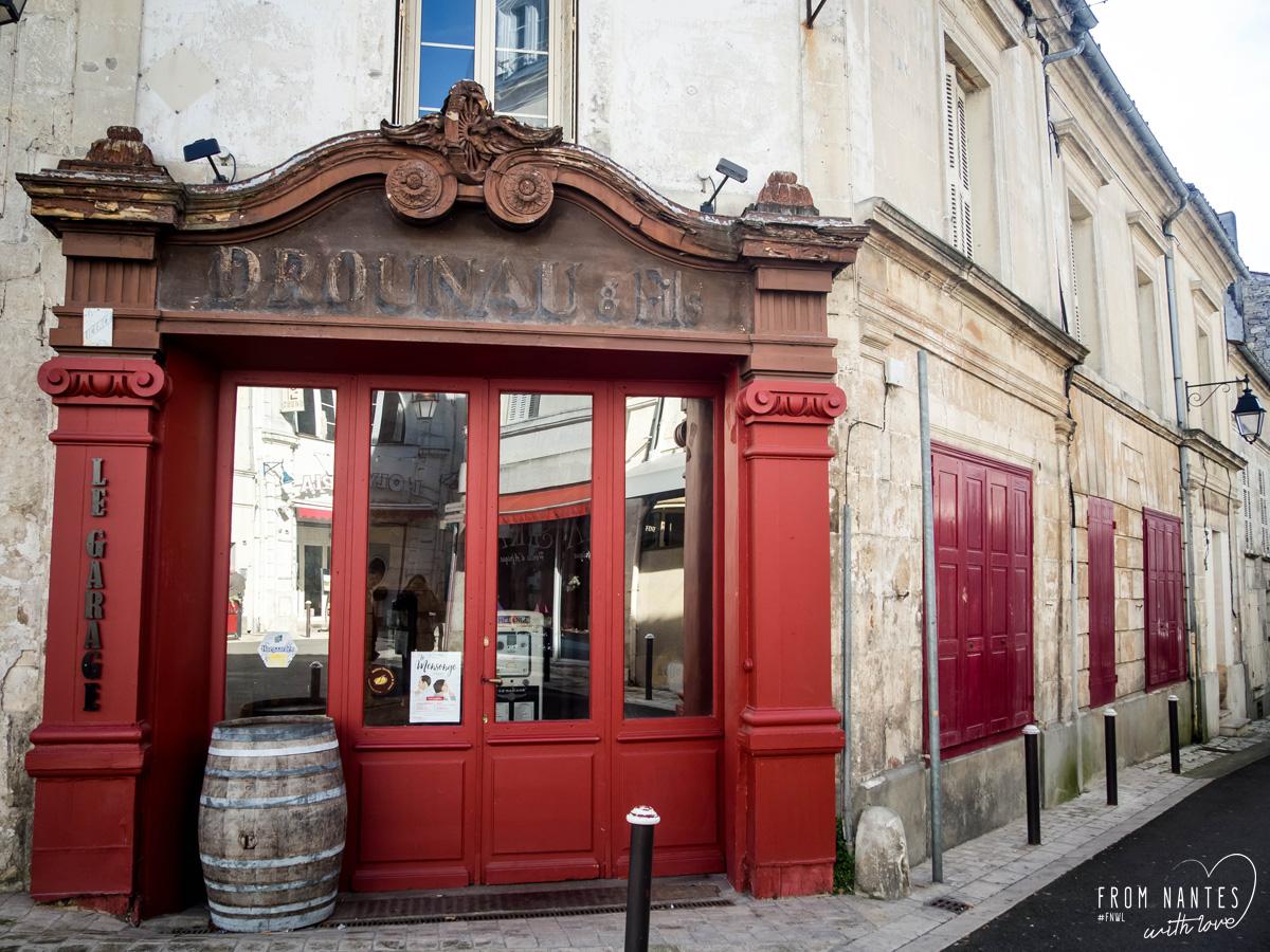 Visiter Cognac