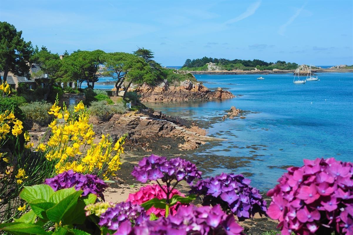 Ile Bréhat Bretagne