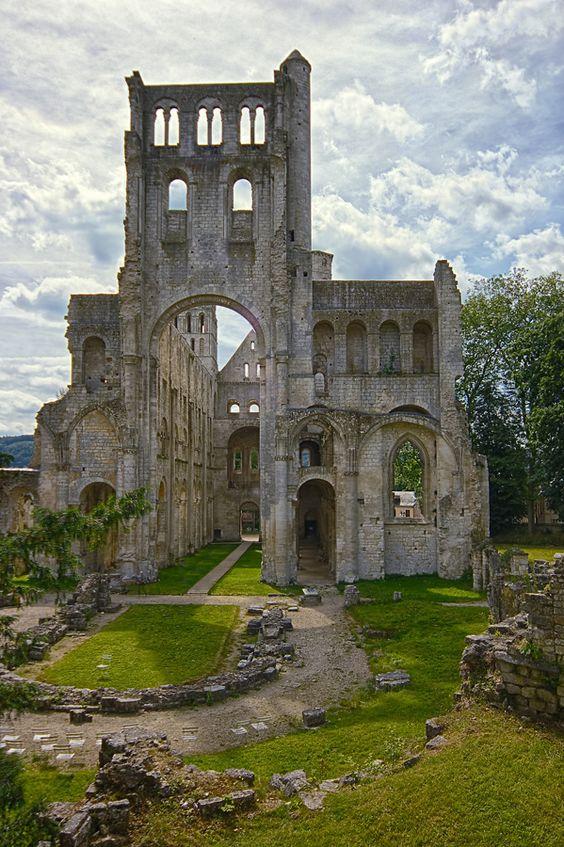 Abbaye de Jumièges Normandie
