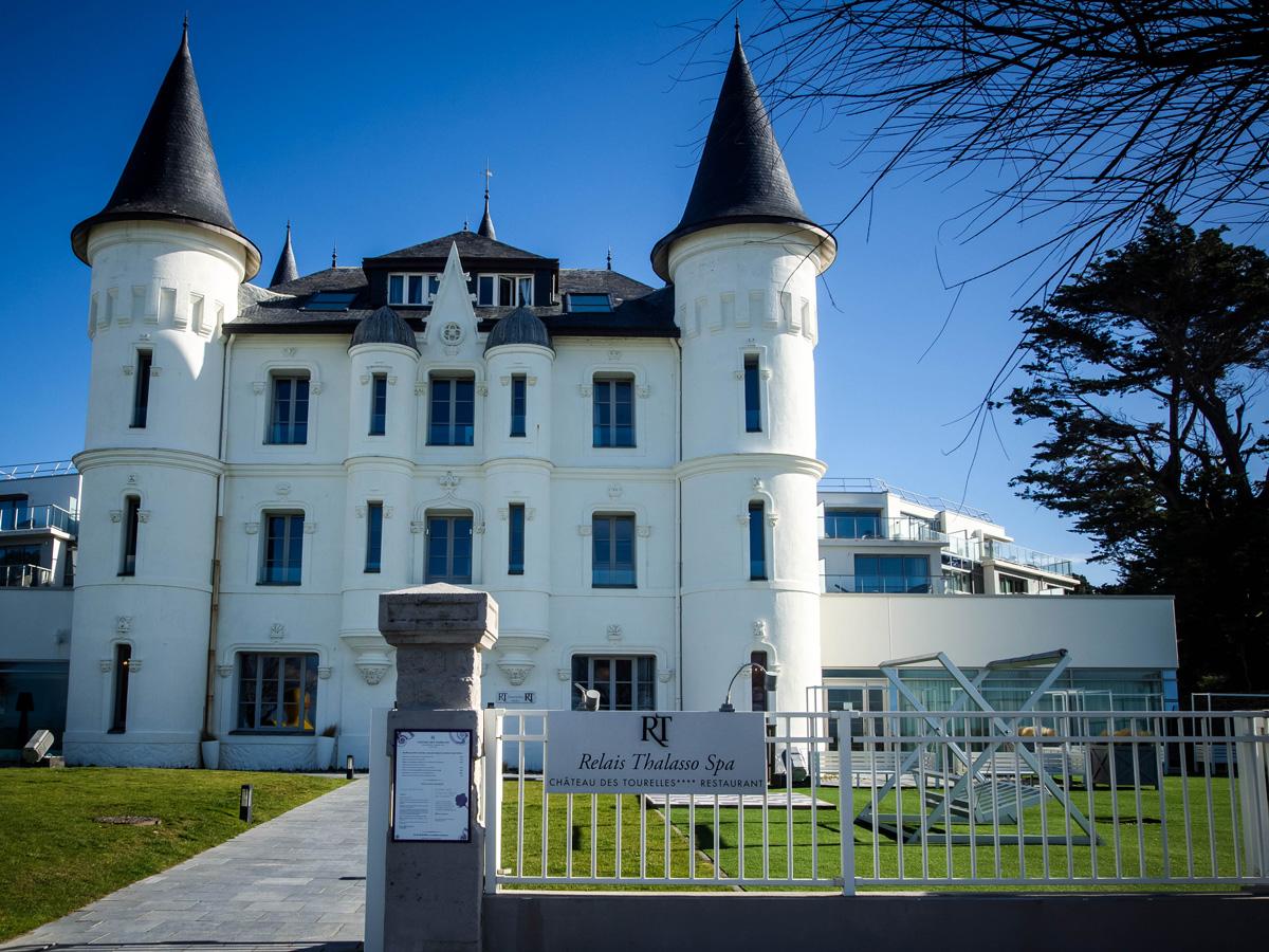 Thalasso Pornichet Château des Tourelles