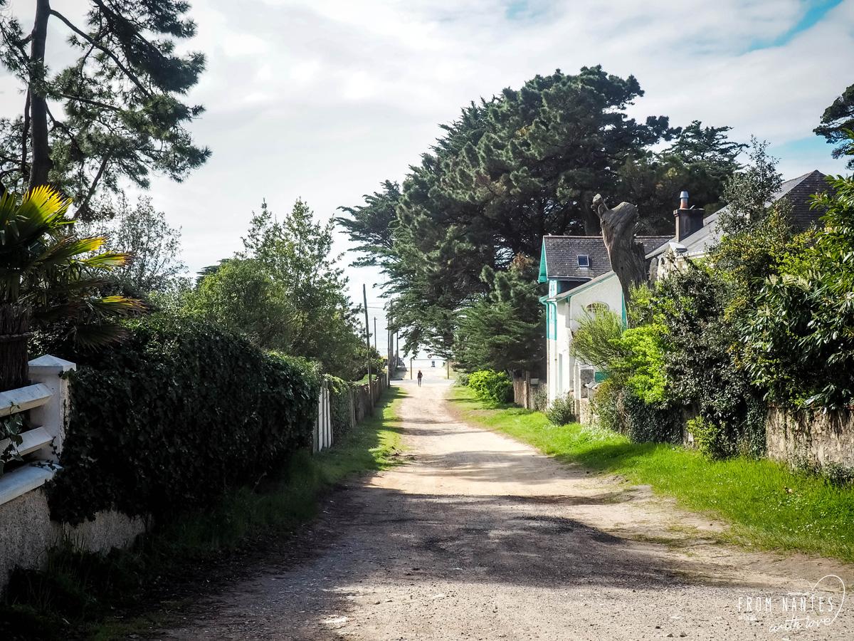 Week-end Pornichet - Flaner dans le quartier Sainte Marguerite