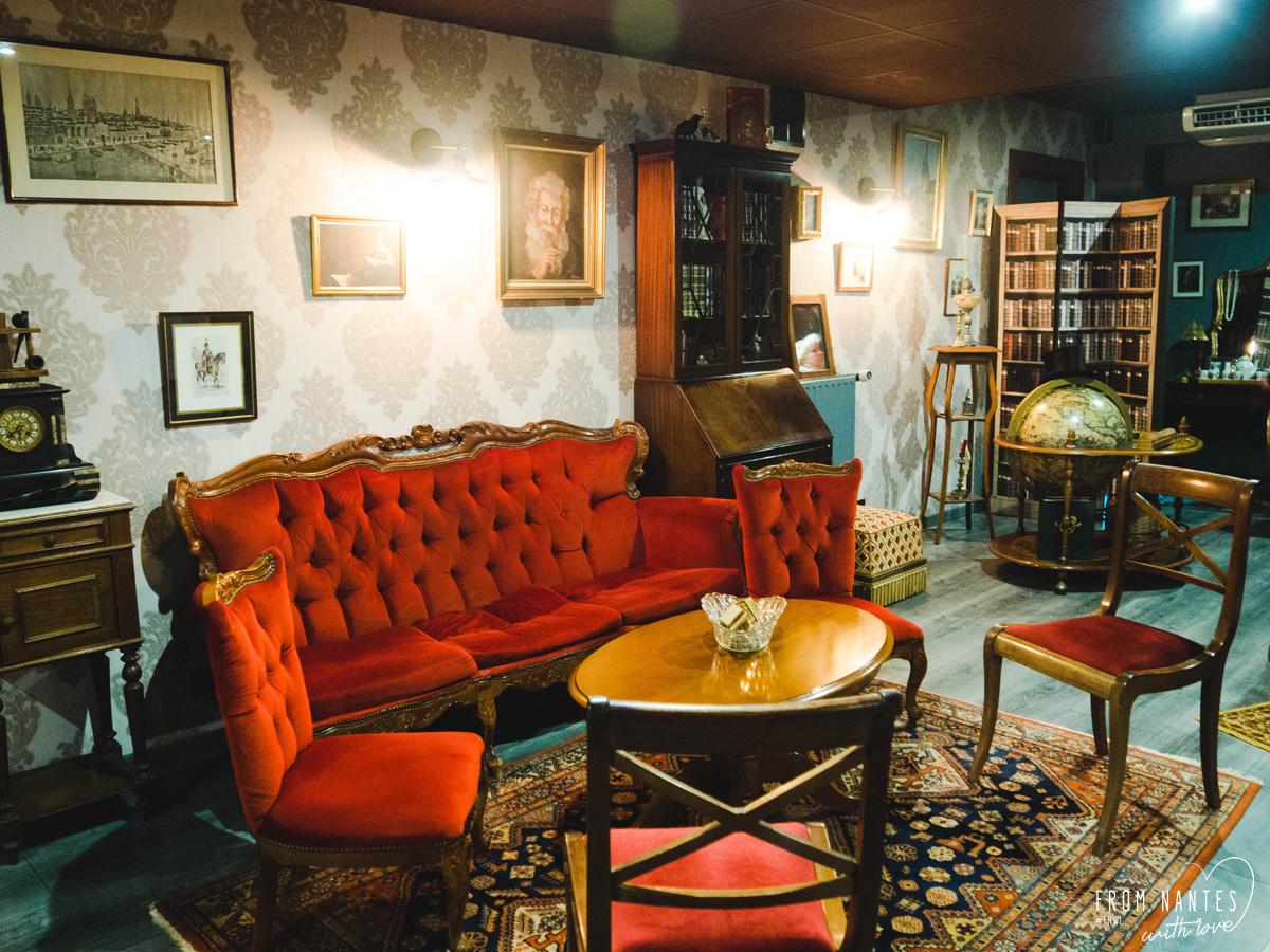escape game nantes quelle mission choisir. Black Bedroom Furniture Sets. Home Design Ideas