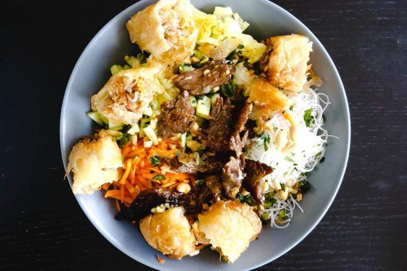 La recette du Bo Bun maison