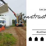 Faire construire, l'ouverture et le suivi de chantier