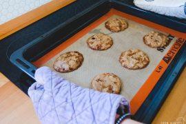 J'ai testé Mamm Cookies, la pâte à cookies prête à cuire made in Nantes