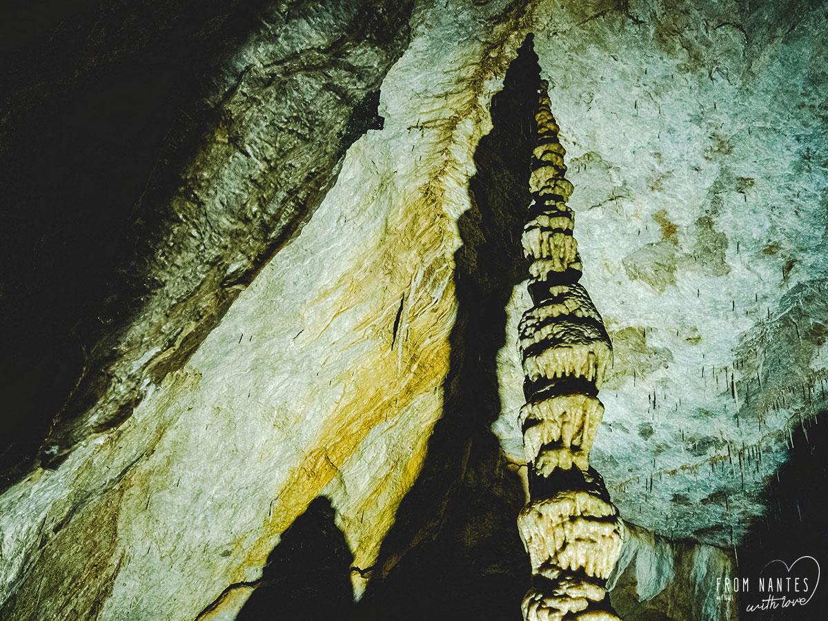 Grotte de Dargilan Cévènnes