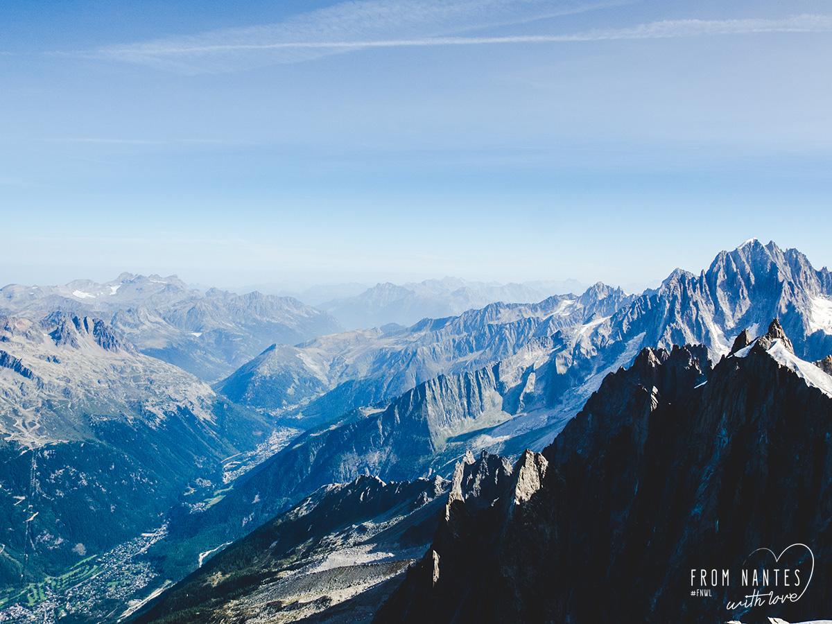 Visiter le Mont Blanc l'été