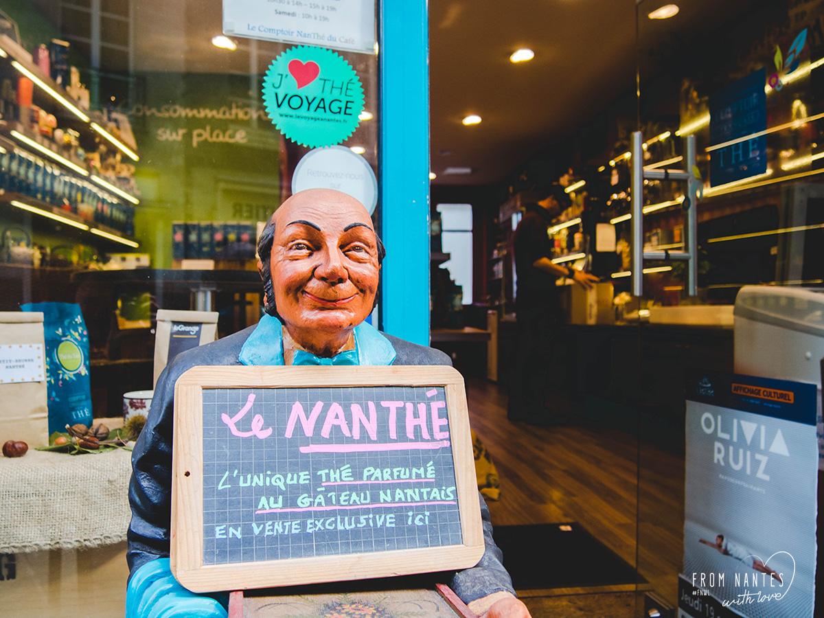 J'aime tes bocaux - Comptoir Nanthé du Café