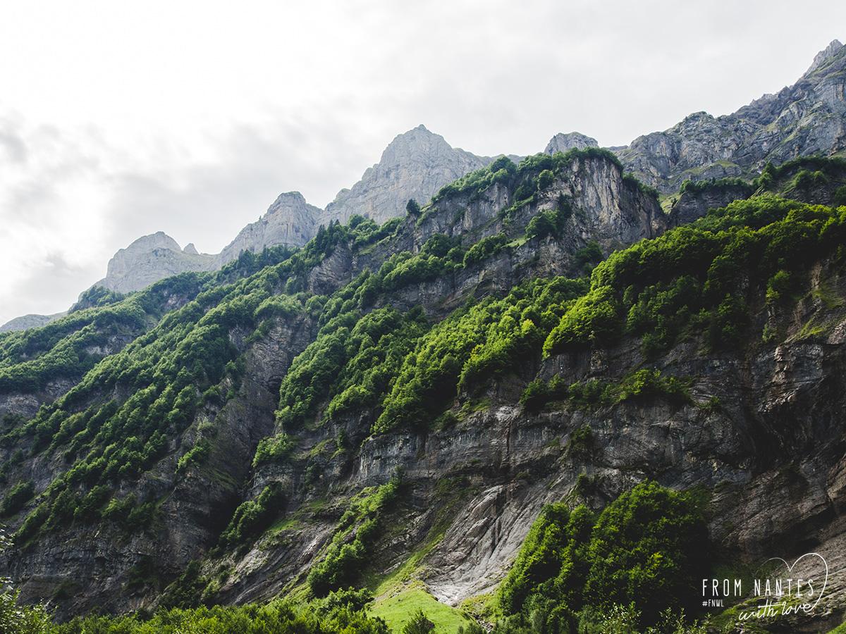Cirque du Fer à Cheval Haute Savoie