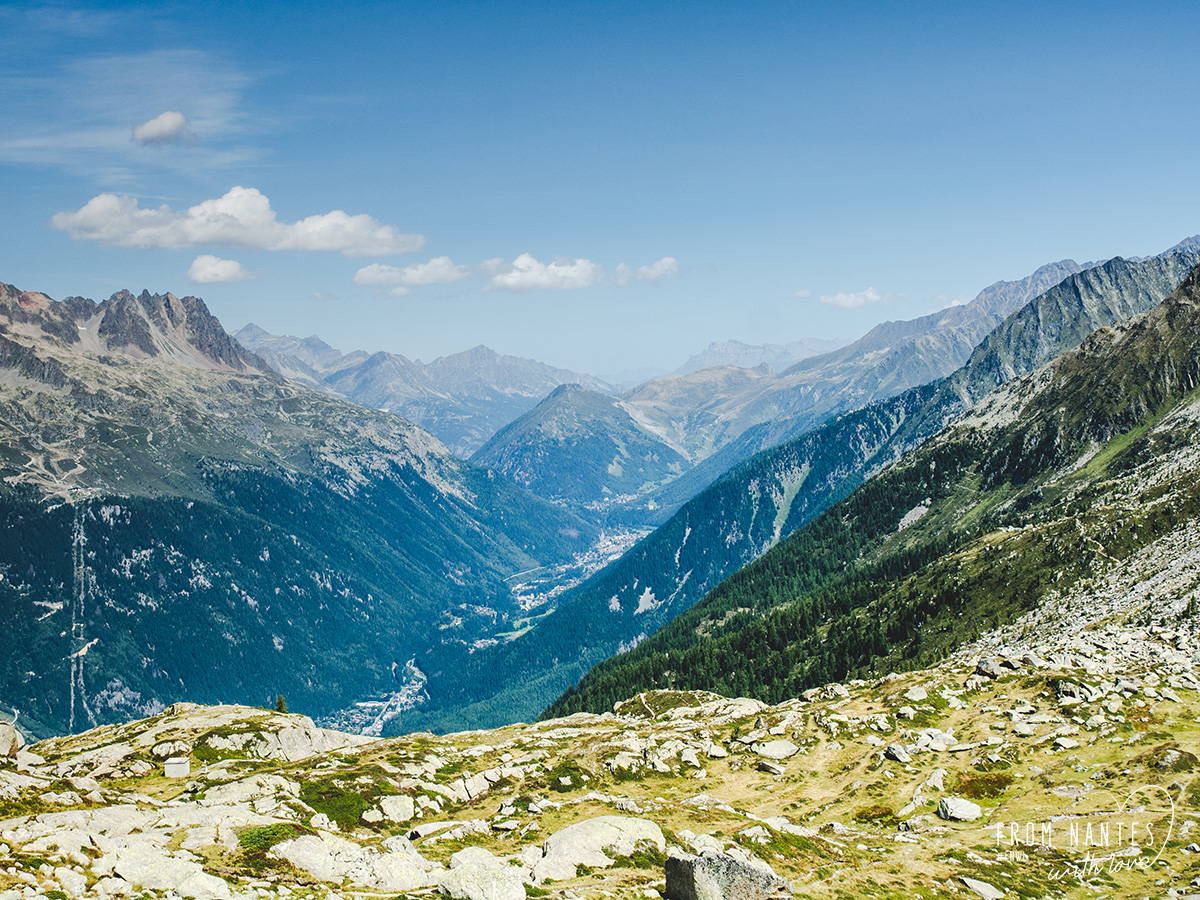 Vacances Haute Savoie - Randonnée Mer de Glace Mont Blanc
