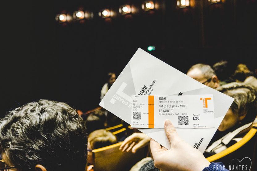 Une soirée au Grand T pour renouer avec le théâtre