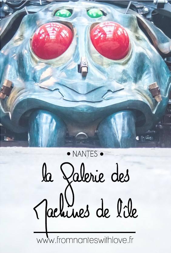 Visiter la Galerie des Machines de l'Ile de Nantes