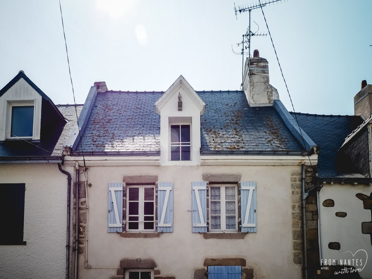 Veille maison breton au Croisic