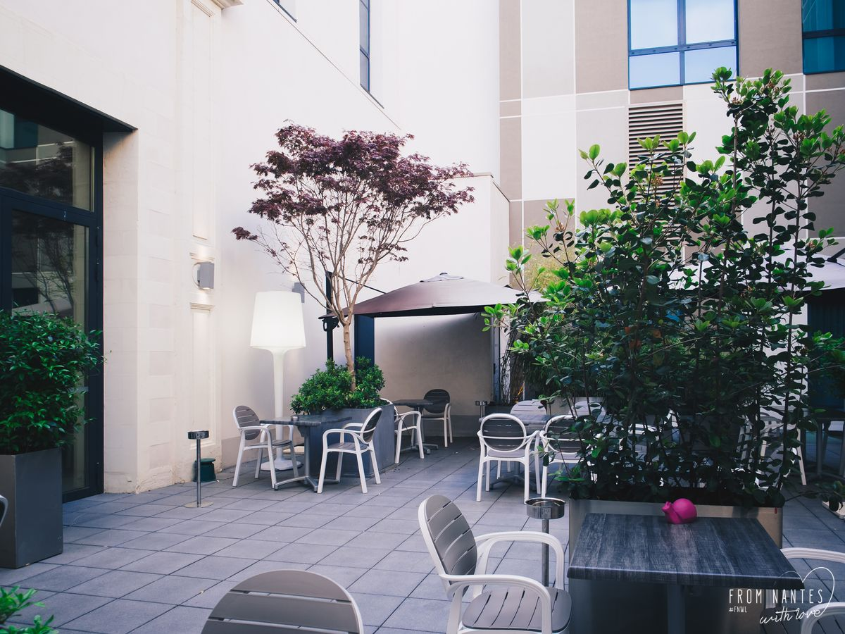 "Restaurant ""A Partager"" Radisson Blu Nantes"