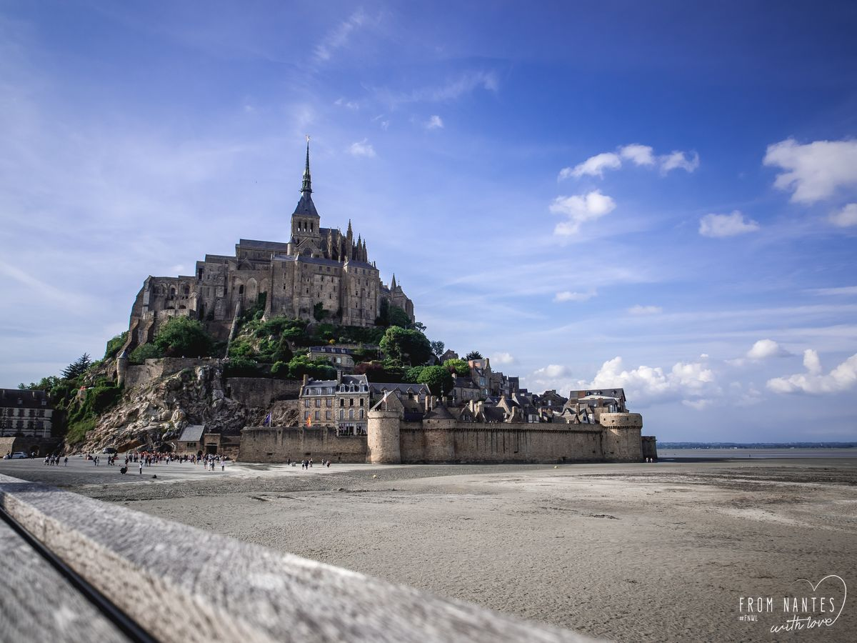 Mont Saint Michel - Traversee Moderne