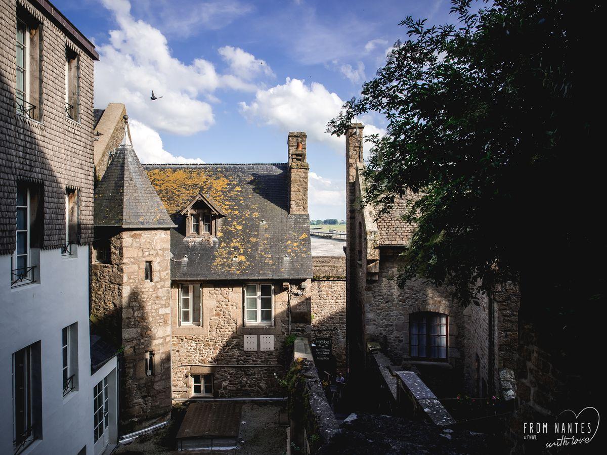 Mont Saint Michel - Traversée Moderne