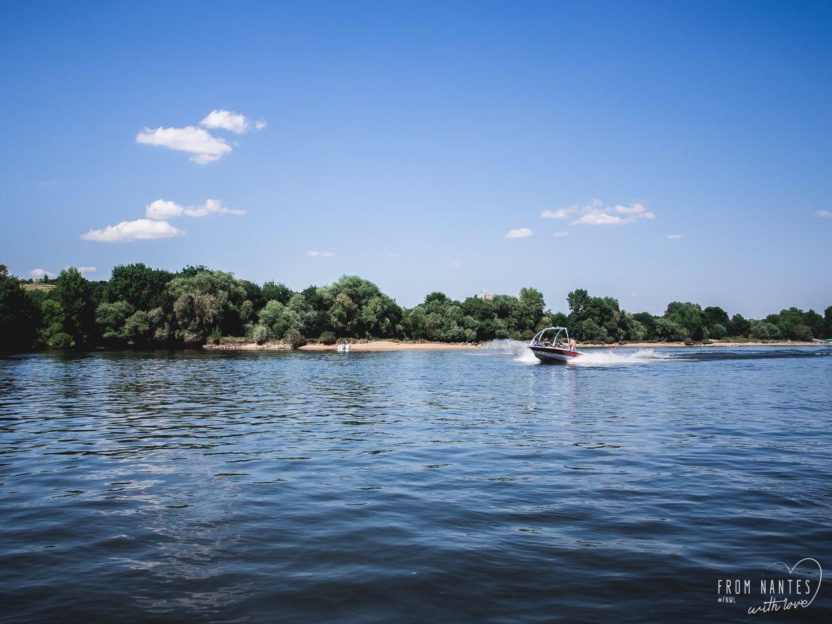 En balade sur La Loire, sur La Luce - Un Jour un Village