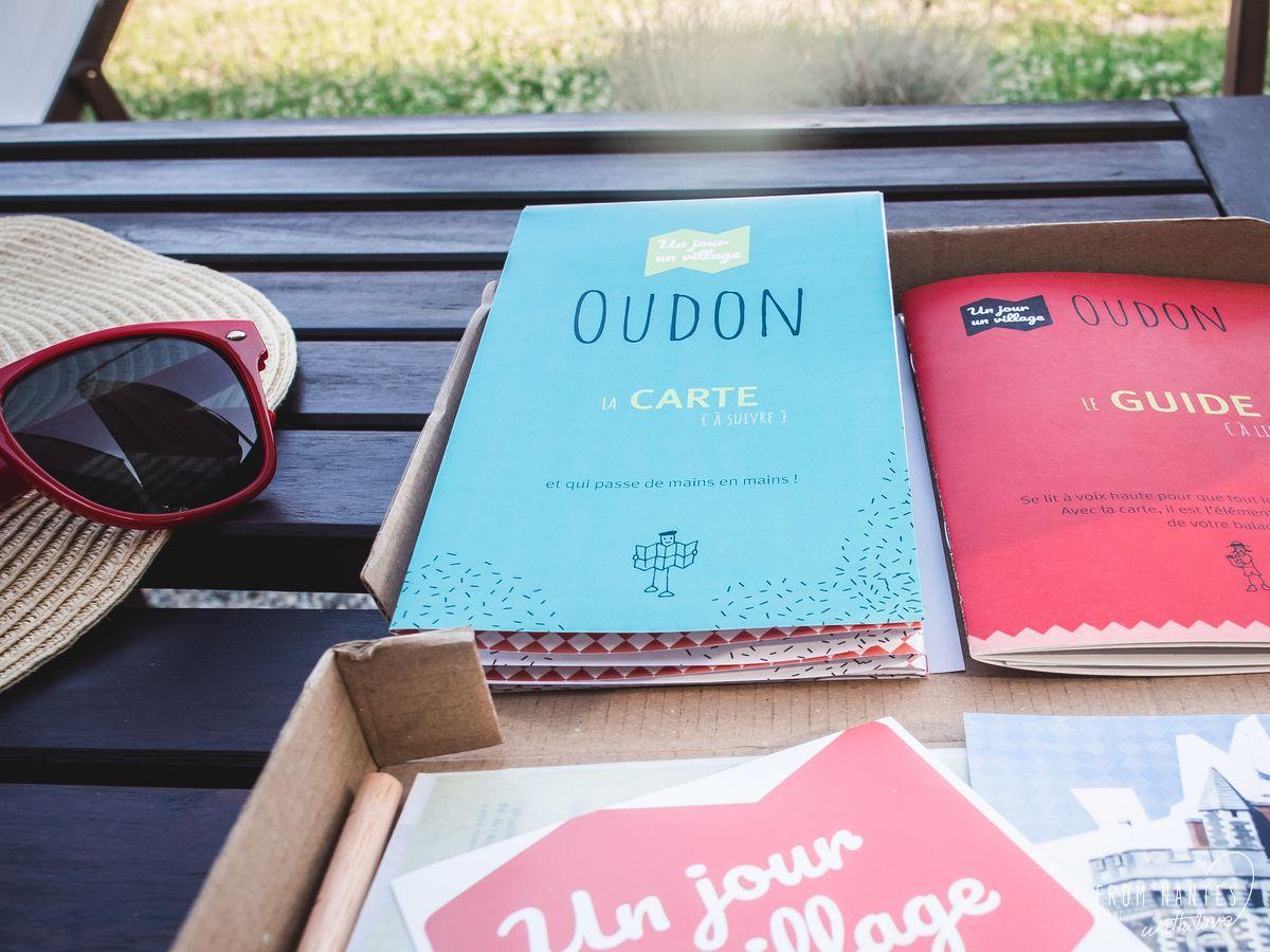Contenu de la box Un Jour un Village Oudon