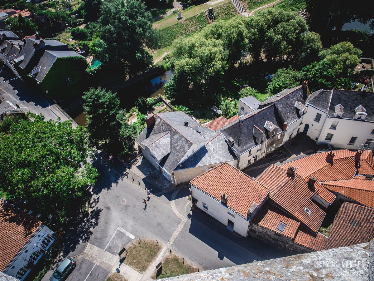 Visite château Oudon Un jour Un village