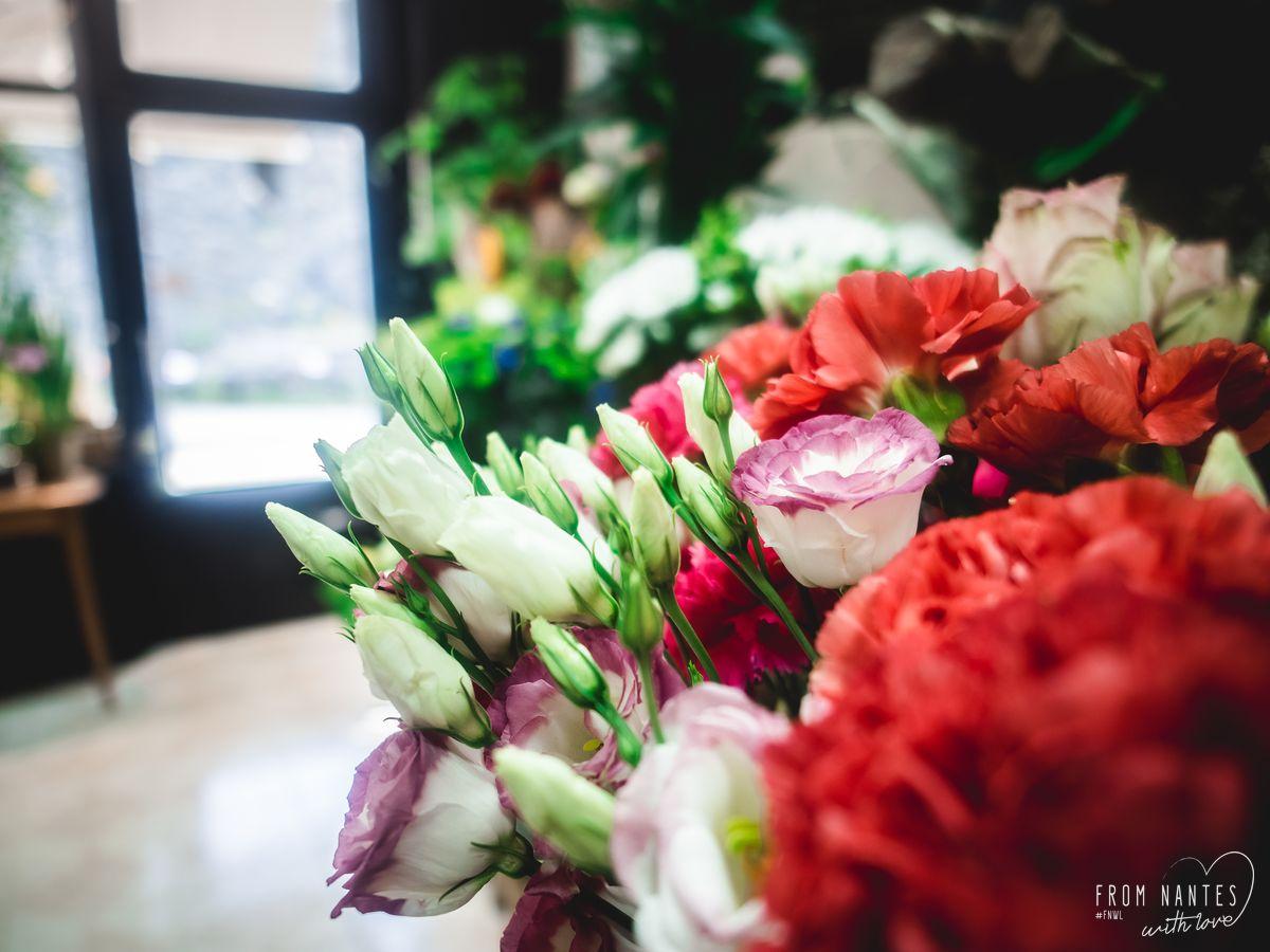 Fleurs d'Oudon - Un jour un village