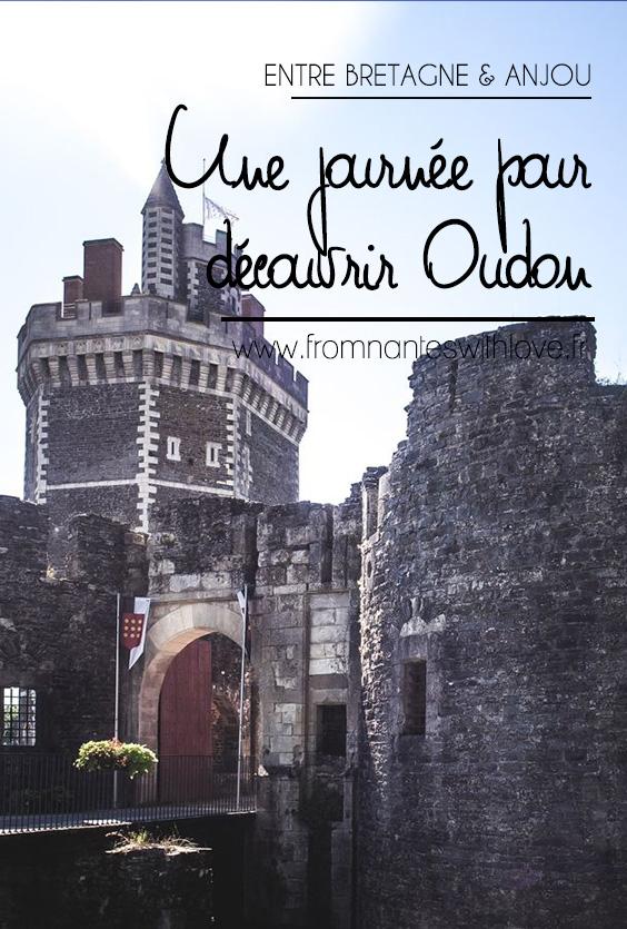 Découvrir Oudon en Loire-Atlantique